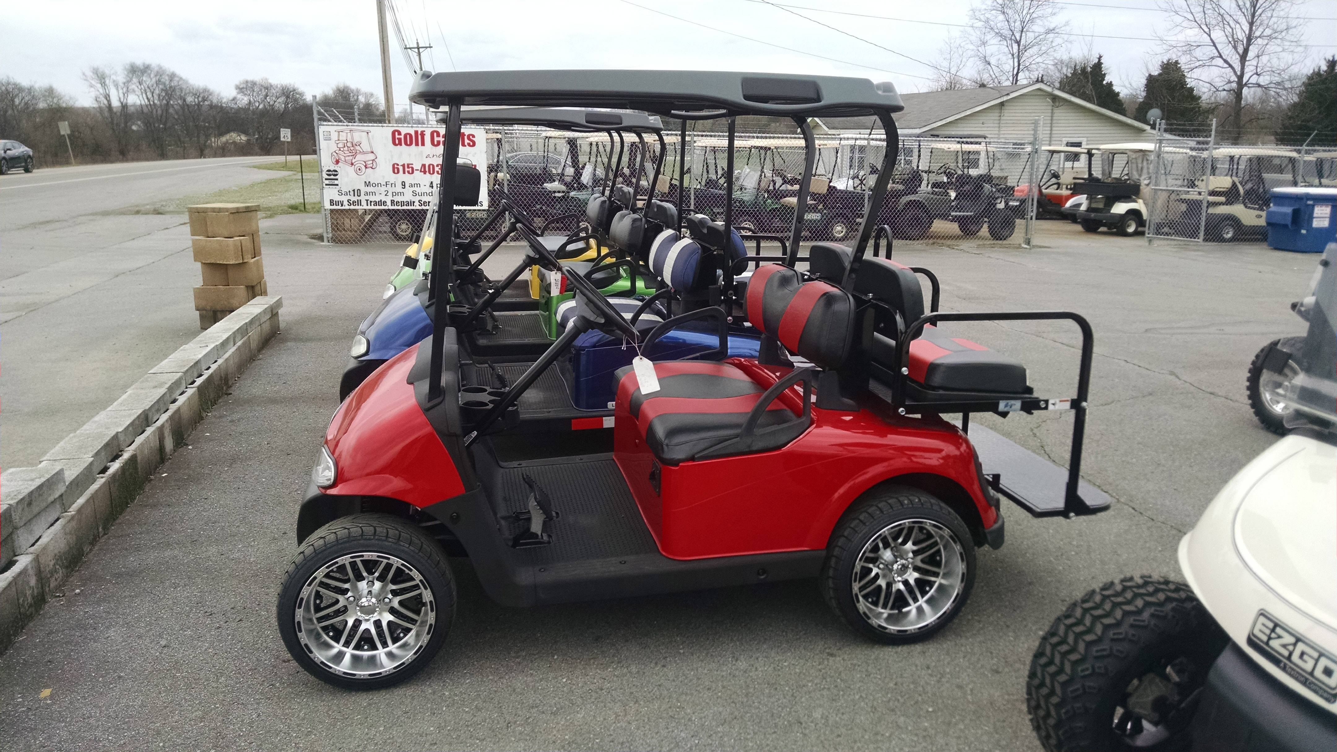 Golf Carts Murfreesboro And Nashville Tennessee Call Today 615 403 7037